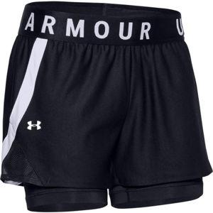 Under Armour PLAY UP 2-IN SHORTS  XL - Dámské kraťasy
