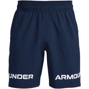 Under Armour WOVEN GRAPHIC SHORT  S - Pánské kraťasy