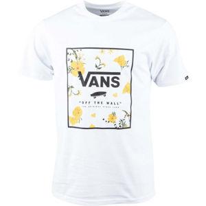 Vans MN PRINT BOX  XL - Pánské tričko
