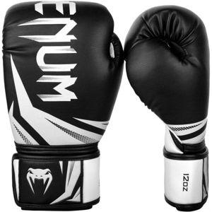 Venum CHALLENGER 3.0 BOXING GLOVES bílá 10 OZ - Boxerské rukavice