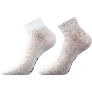 Voxx TETRA 2 bílá 26-28 - Sportovní ponožky