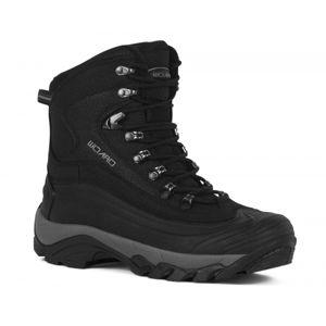 Willard CALIX černá 42 - Pánská zimní obuv
