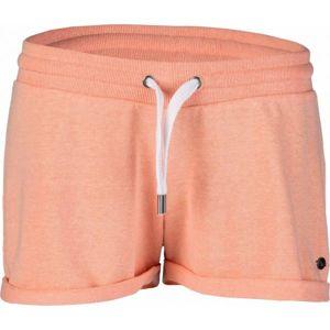 Willard JERINA oranžová XXL - Dámské šortky