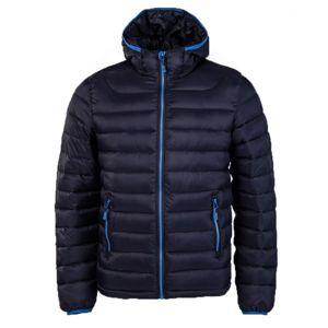 Willard LESS tmavě modrá 146 - Dětská prošívaná bunda