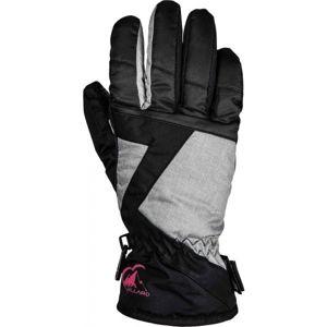 Willard LARI šedá S - Dámské lyžařské rukavice
